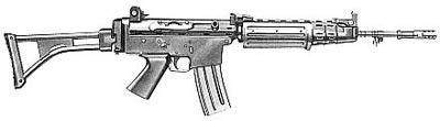 5,56-мм автоматическая винтовка FNС мод. 90-00