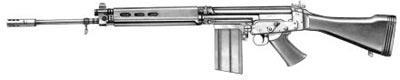 7,62-мм автоматическая винтовка FN FAL мод. 50-00