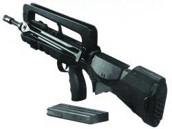 5,56-мм штурмовая винтовка FAMAS F1 (вариант для вооруженных сил Франции)