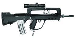 5,56-мм штурмовая винтовка FAMAS G2 (вариант для вооруженных сил Франции)