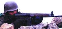 Испанские штурмовые винтовки