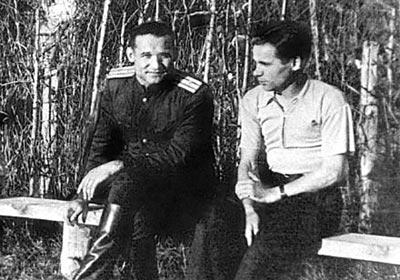 М.Т. Калашников и В.С. Дейкин