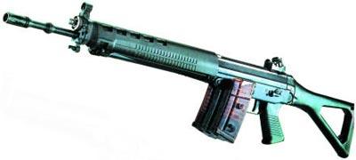 SIG 550