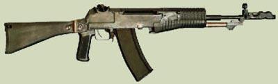 5,45-мм автомат Никонова АН-94