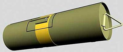 Подрывные заряды и средства взрывания армии США