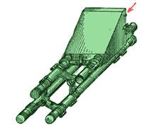 Удлиненный заряд разминирования УЗ-3