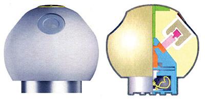 Граната многоэлементная светозвукового воздействия «Взлет-М»