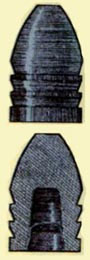 Стрелковые боеприпасы в бумажной гильзе
