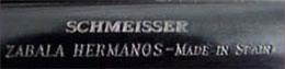 Испанские мотивы Шмайсера