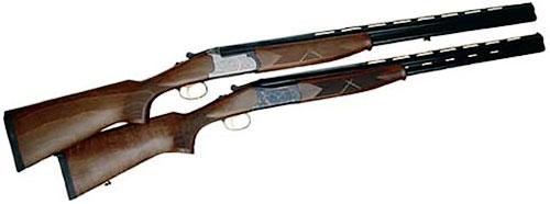Модели ружей XL-90 Interchoke (сверху) и Century Classic