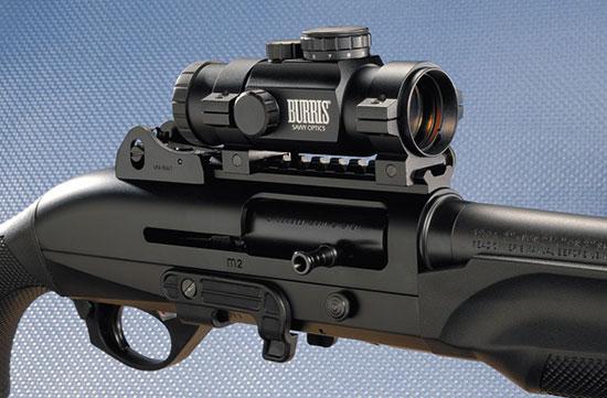 Benelli M2 — дальнейшее развитие ружья модели М1 Super 90