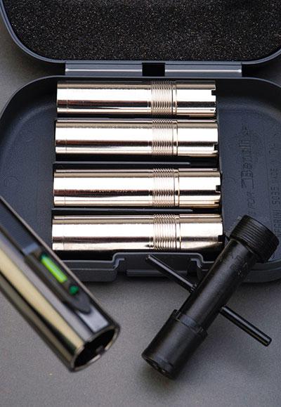 Каждое ружье Benelli Vinci комплектуется набором насадок. Но как часто мы меняем их на охоте?
