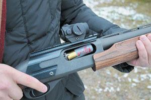 Помповое ружье Remington-870 Express