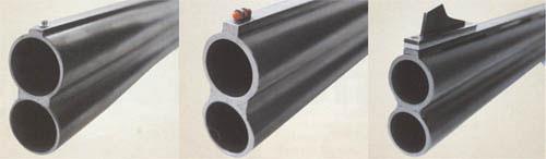 Стволы МЦ8 оснащались как обычными латунными шарообразными, так и цилиндрическими люминесцентными мушками. Как вариант - тюнингованная мушка штуцерного типа