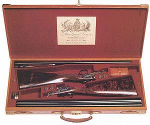 Венец развития британского оружейного ремесла - ружья компании Atkin Grant & Lang, что называется. The Best of The Best.