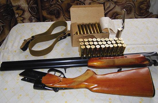 ТОЗ-34 28-го калибра — мечта многих охотников. Его недостаток лишь в одном — редкость боеприпаса. Самостоятельное снаряжение патронов для их владельцев — дело привычное.