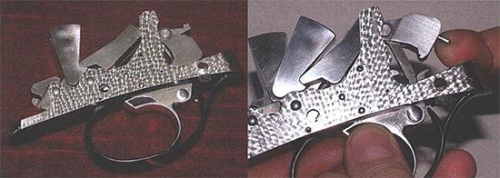 Съемный УСМ с инерционным телом оригинальной конструкции
