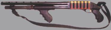 Remington 870 Tactical - оружие, оптимизированное для ближнего боя