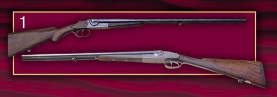 ружьё для стендовой стрельбы венгерского производства