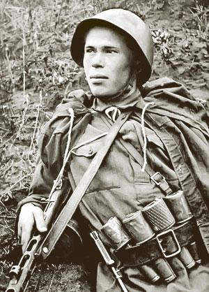 Метательные снаряды советской пехоты