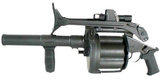 Хотя  гранатомет MGL Mark I обеспечивает более высокую скорострельность, чем  однозарядные гранатометы М79, М203 или НК69А1, он тяжелее их (5,3 кг) и  имеет несколько большие габариты