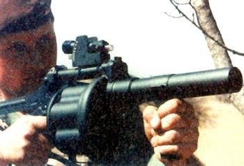 Заполняя  весьма эффективно нишу между ручными гранатами и минометами,  южноафриканский гранатомет MGL Mark I и в обозримой перспективе  продолжает занимать ведущее положение среди ручных гранатометов калибра  40x46 мм