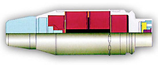 40-мм выстрел ВГ-40МД с многофункциональной дымовой гранатой