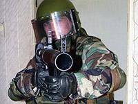 Специальные гранатометные комплексы и пусковые установки нелетального воздействия