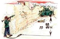 Артиллерия партизан. РПГ-7 в локальных вооруженных конфликтах