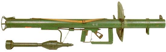 РПГ R.PZ.B. 54 «Панцершрек»