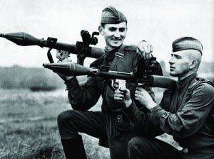 Обучение стрельбе из гранатомета РПГ-7