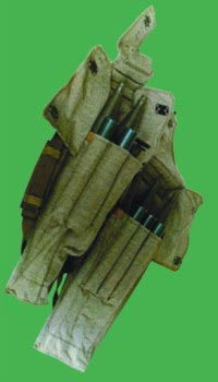 Сумка для переноски выстрелов к гранатомету РПГ-7