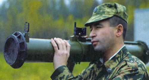 Прицельные приспособления РПГ-27 «Таволга»