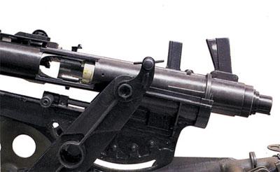 Затвор 40,8-мм гранатомета