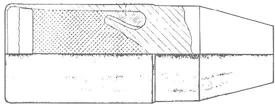 патрон 9 mm AUPO
