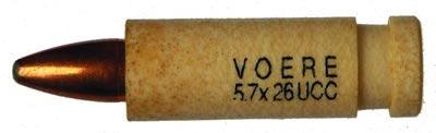 Безгильзовый патрон VOERE 5.7x26 mm