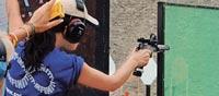 Практическая стрельба: сильная и слабая рука