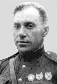 И.Г. Старинов. 1943 год