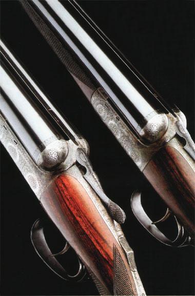 Двустволка Диксона - подлинная британская классика. Изделий высшего класса во всём мире тысячи, но «диксон» среди них - уникум в квадрате. Ничего подобного не было нигде, да и вряд ли появится