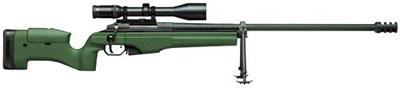 Снайперская винтовка Sako TRG-42 (Финляндия)