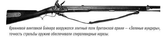Нарезные стволы и пули для них: с чего все начиналось