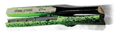 """Готовое ложе дизайна Спиди Гонсалеса. Изготовление – """"Царь-пушка"""""""