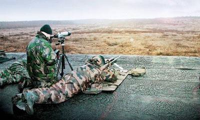 «Если в соревнованиях стреляет моя винтовка, то остальные борются за второе место», – утверждает Лобаев