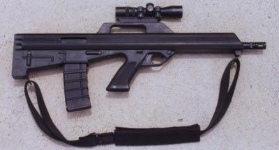 Винтовка Bushmaster M17s
