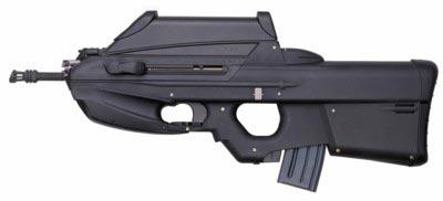 Бельгийская винтовка FN F2000 во многом является вершиной развития современного оружия схемы буллпап