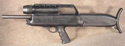 Самозарядное ружье High Standard model 10A