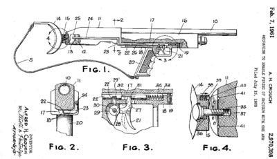 Схема из патента Альфреда Кроуча