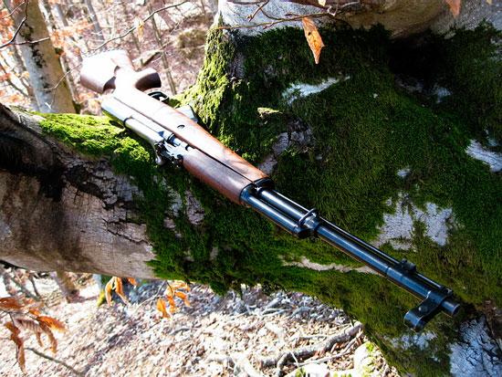 Доработка СКС для охоты и спорта