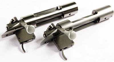 Изготовление затворных групп для высокоточного оружия, их подгонка требуют современного прецизионного оборудования и пунктуального соблюдения технологического процесса.