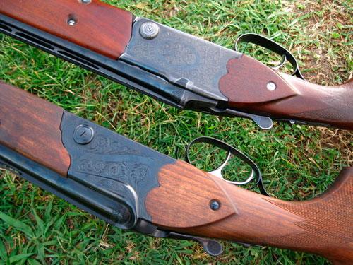 МЦ-6 и МЦ-106. Для производства своих ружей ЦКИБ использовало специальные стали, что обусловливало относительную сложность их правильной термообработки